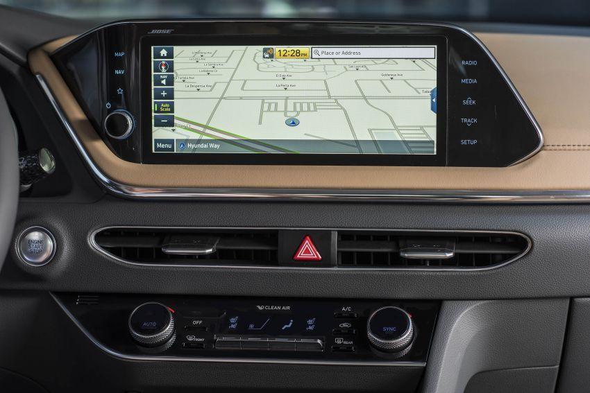 2020 Hyundai Sonata – eighth-gen model debuts in NY Image #949999