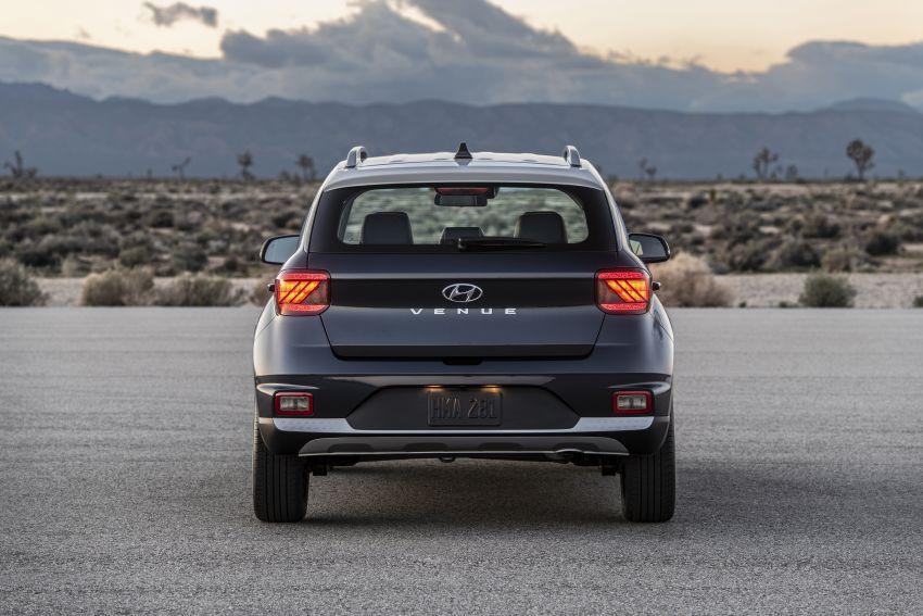 2020 Hyundai Venue – brand's smallest SUV debuts Image #949730