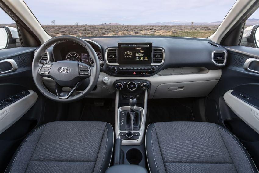 2020 Hyundai Venue – brand's smallest SUV debuts Image #949735