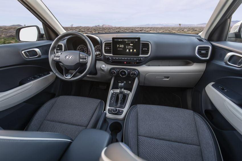 2020 Hyundai Venue – brand's smallest SUV debuts Image #949736
