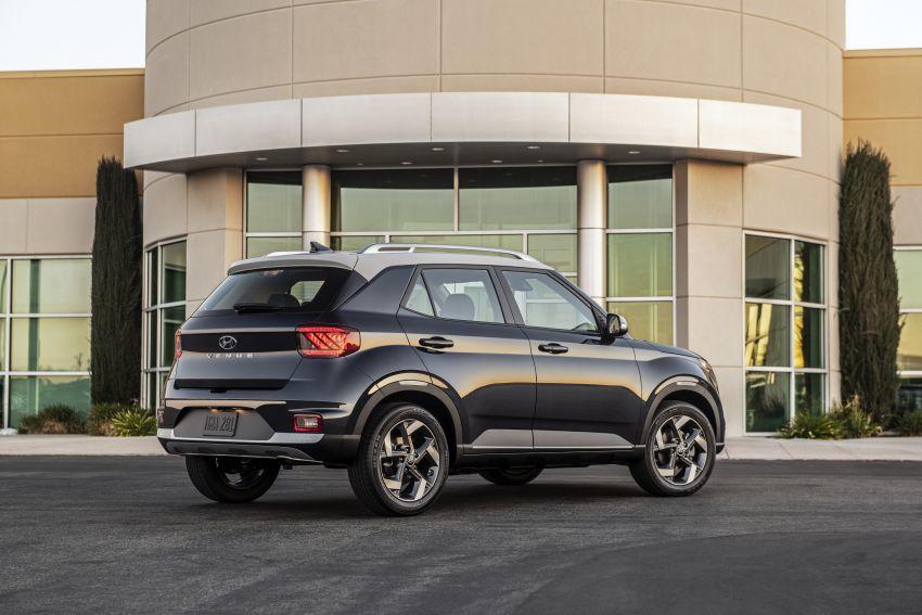 2020 Hyundai Venue – brand's smallest SUV debuts Image #949711