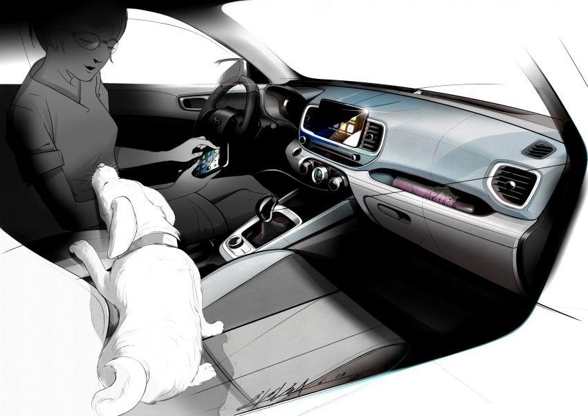 2020 Hyundai Venue – brand's smallest SUV debuts Image #949744