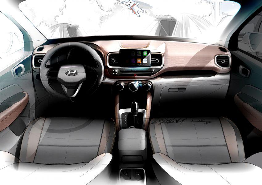 2020 Hyundai Venue – brand's smallest SUV debuts Image #949745
