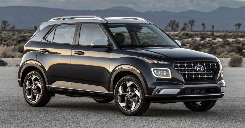 2020 Hyundai Venue – brand's smallest SUV debuts Image #949716
