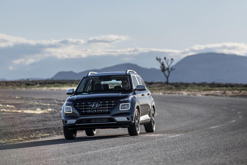 2020 Hyundai Venue – brand's smallest SUV debuts Image #949721