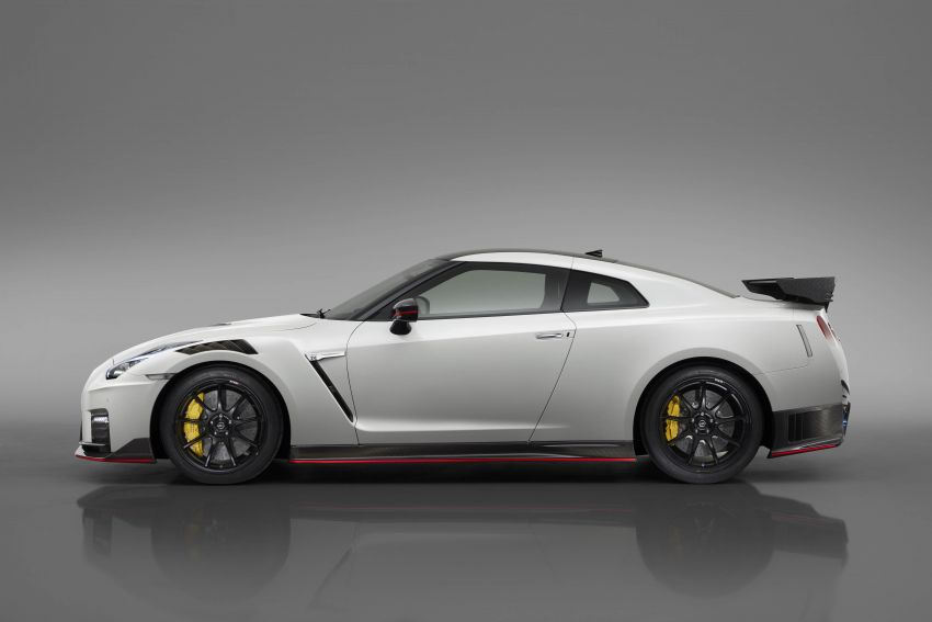 2020 Nissan GT-R Nismo sheds weight, improves grip Image #948693