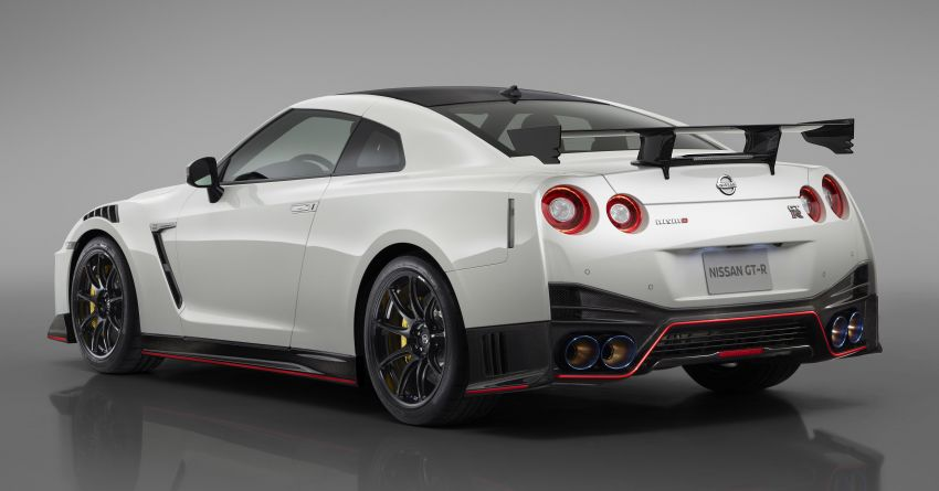 2020 Nissan GT-R Nismo sheds weight, improves grip Image #948694