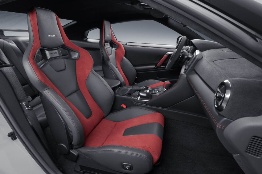 2020 Nissan GT-R Nismo sheds weight, improves grip Image #948699