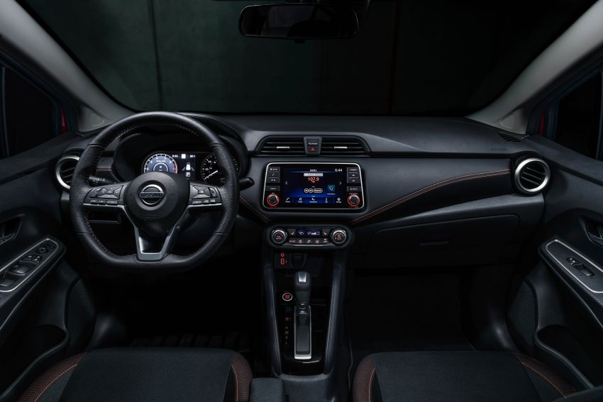 2020 Nissan Versa – next-generation Almera revealed Image #947197