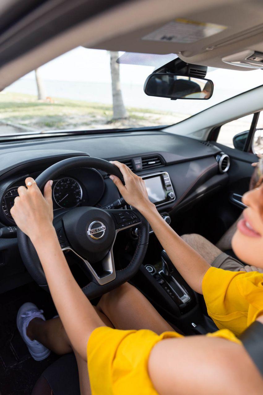 2020 Nissan Versa – next-generation Almera revealed Image #947207