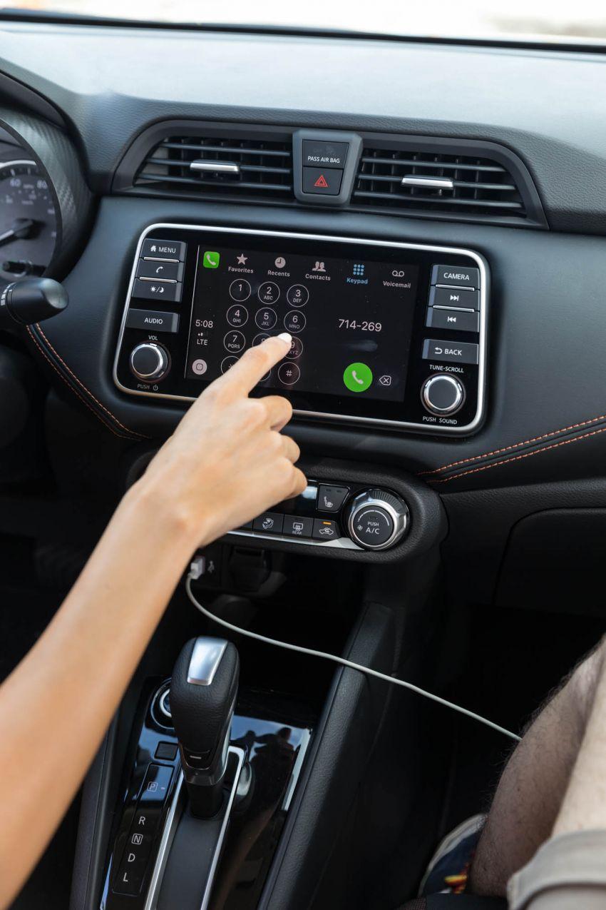 2020 Nissan Versa – next-generation Almera revealed Image #947209