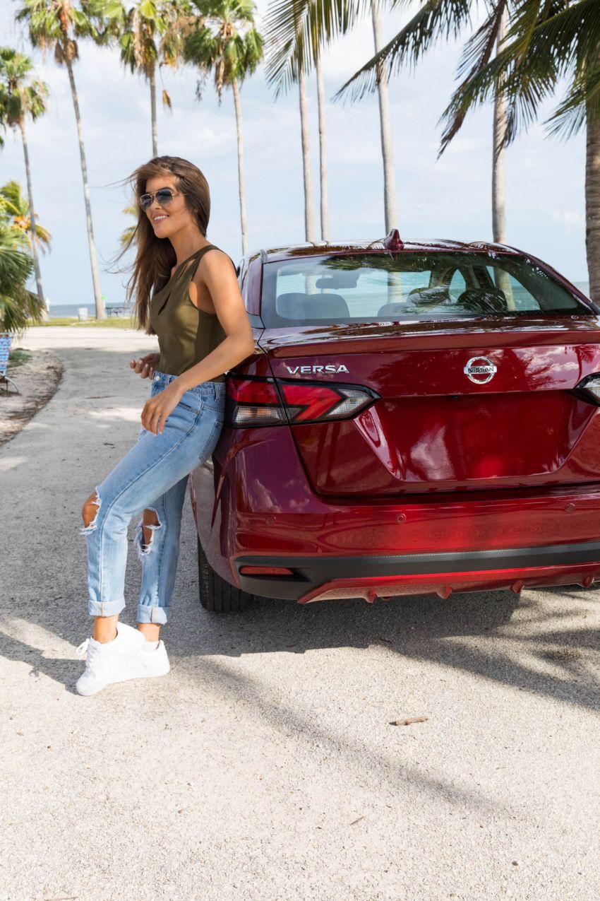 2020 Nissan Versa – next-generation Almera revealed Image #947212