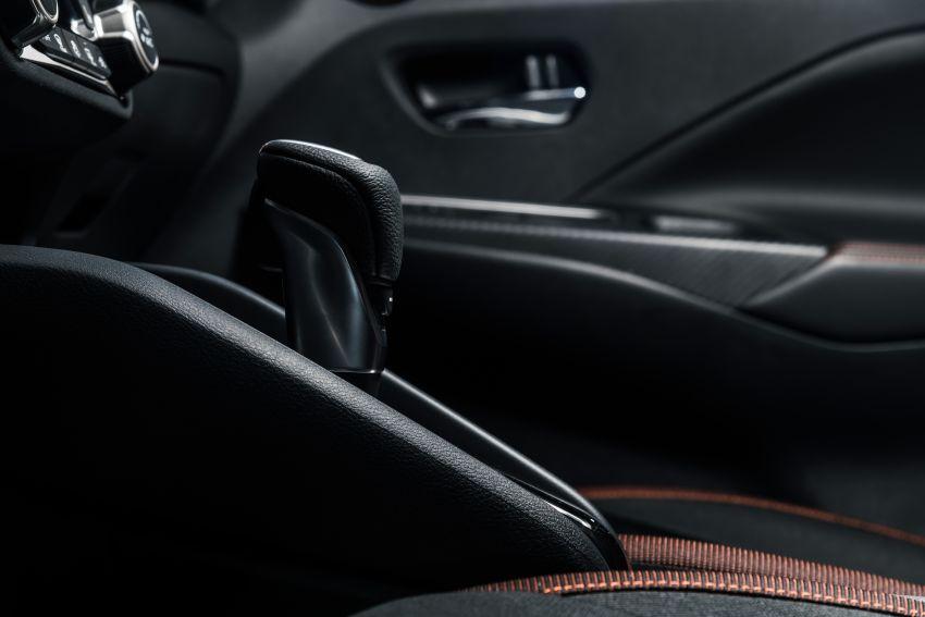 Nissan Versa 2020 didedahkan – Almera pasaran Amerika dengan enjin 1.6 liter, Safety Shield 360 Image #947247