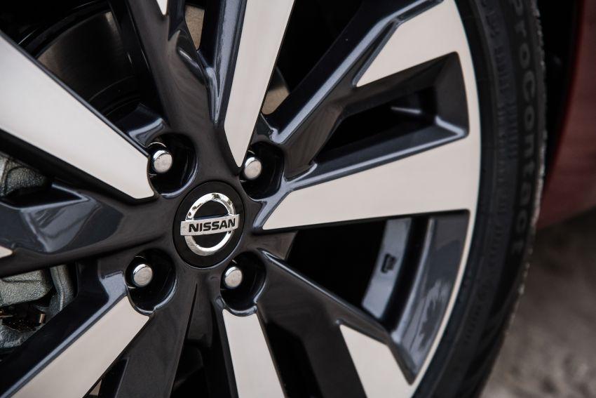 Nissan Versa 2020 didedahkan – Almera pasaran Amerika dengan enjin 1.6 liter, Safety Shield 360 Image #947239