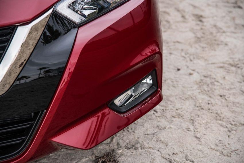 Nissan Versa 2020 didedahkan – Almera pasaran Amerika dengan enjin 1.6 liter, Safety Shield 360 Image #947238
