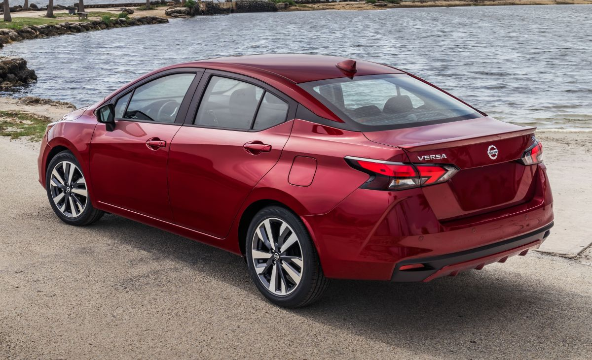 Nissan Versa 2020 didedahkan - Almera pasaran Amerika ...