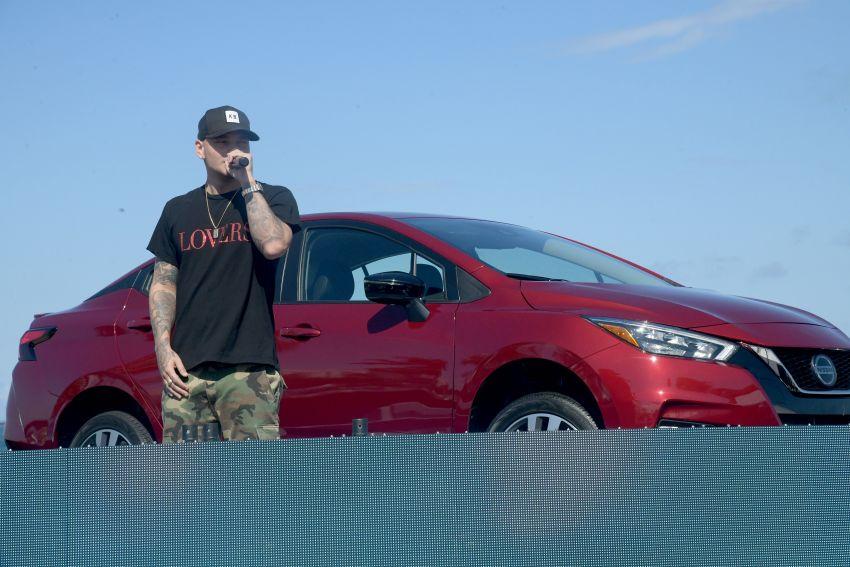 Nissan Versa 2020 didedahkan – Almera pasaran Amerika dengan enjin 1.6 liter, Safety Shield 360 Image #947248