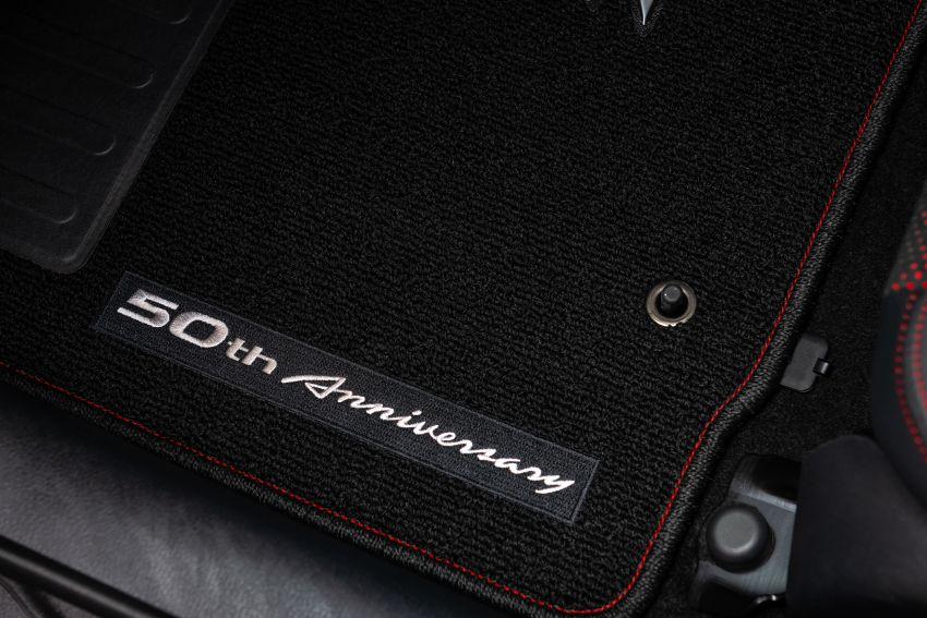 Nissan 370Z 50th Anniversary Edition – kenang BRE Datsun 240Z yang dipandu John Morton di era 70'an Image #948501