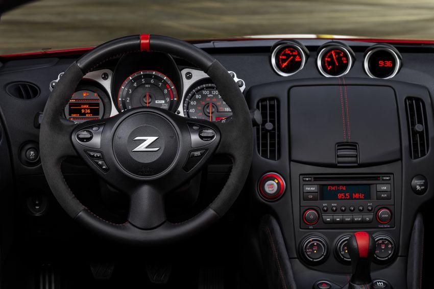Nissan 370Z 50th Anniversary Edition – kenang BRE Datsun 240Z yang dipandu John Morton di era 70'an Image #948508