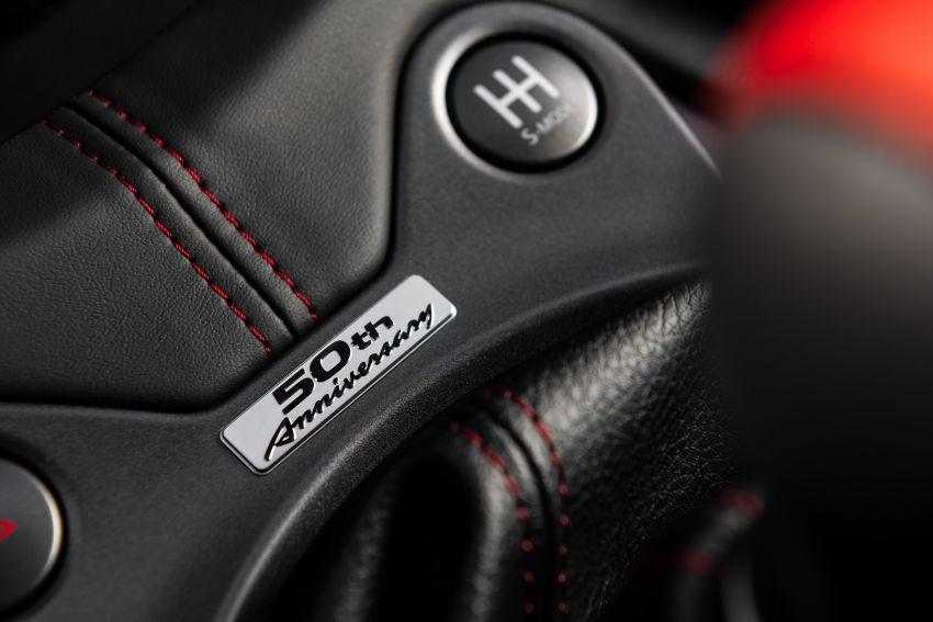 Nissan 370Z 50th Anniversary Edition – kenang BRE Datsun 240Z yang dipandu John Morton di era 70'an Image #948500