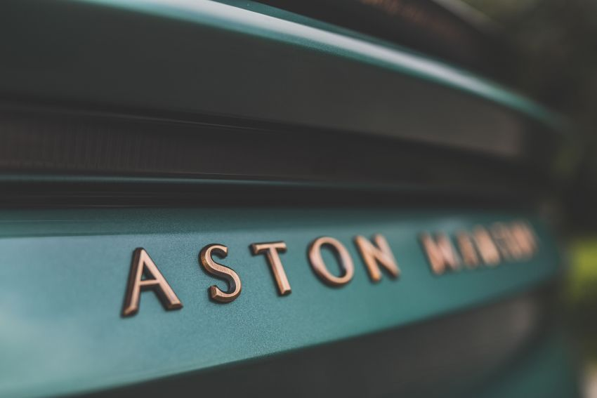 Aston Martin DBS 59 Edition debuts – 24 units only! Image #950443