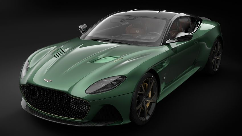 Aston Martin DBS 59 Edition debuts – 24 units only! Image #950565