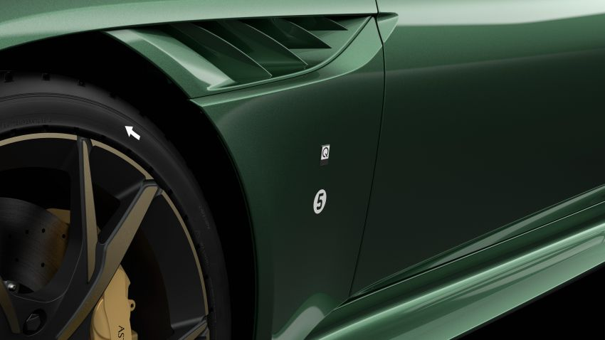 Aston Martin DBS 59 Edition debuts – 24 units only! Image #950566