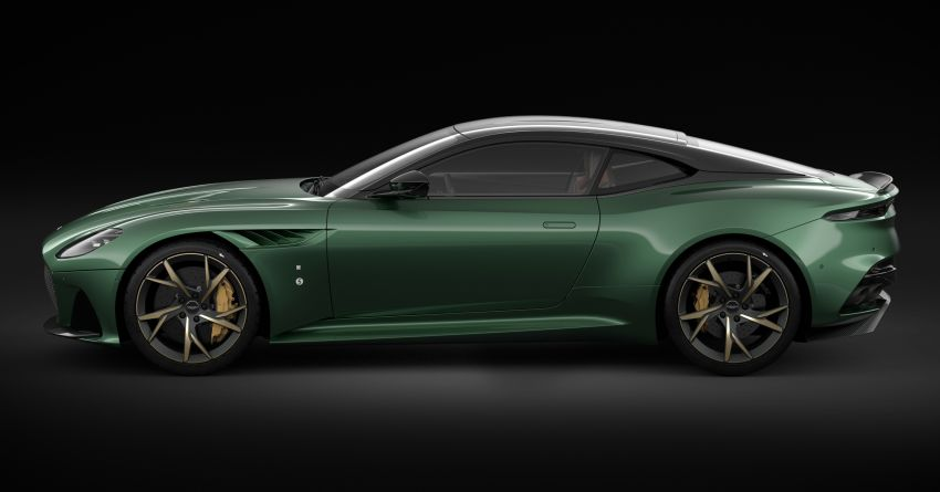 Aston Martin DBS 59 Edition debuts – 24 units only! Image #950568