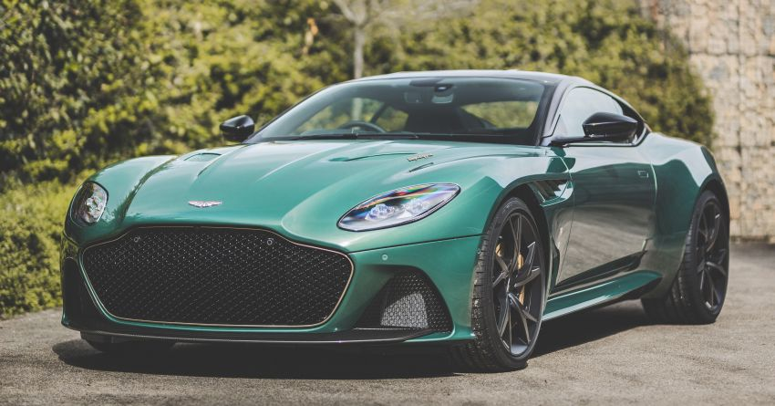 Aston Martin DBS 59 Edition debuts – 24 units only! Image #950432