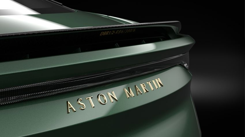 Aston Martin DBS 59 Edition debuts – 24 units only! Image #950570