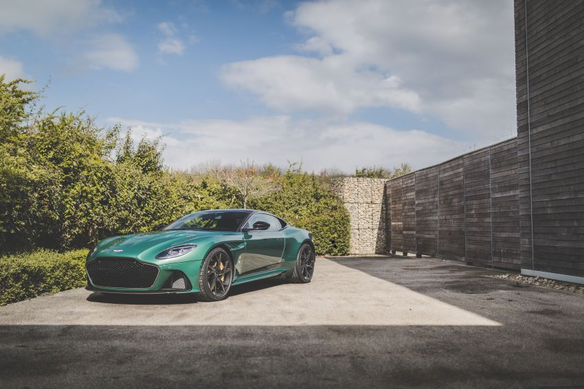 Aston Martin DBS 59 Edition debuts – 24 units only! Image #950434