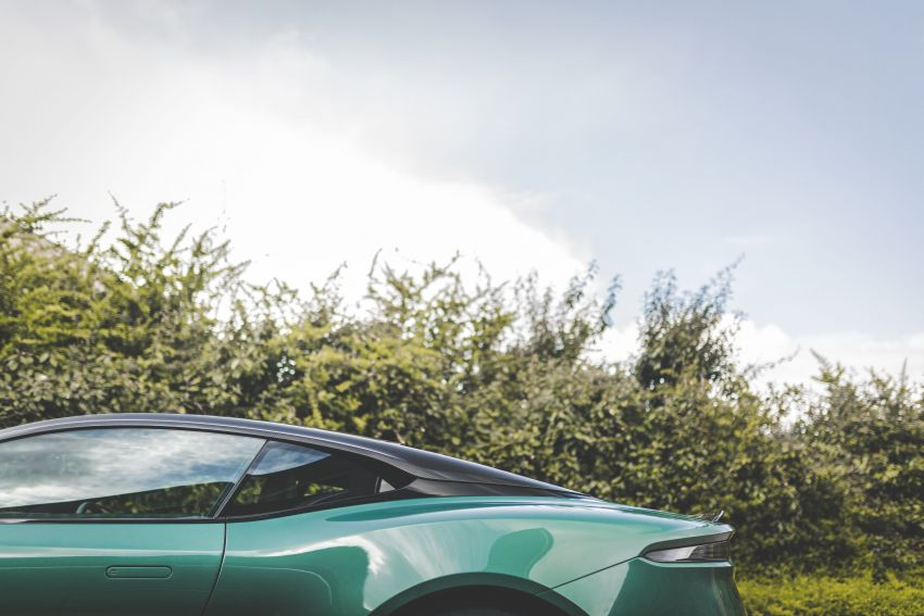 Aston Martin DBS 59 Edition debuts – 24 units only! Image #950435