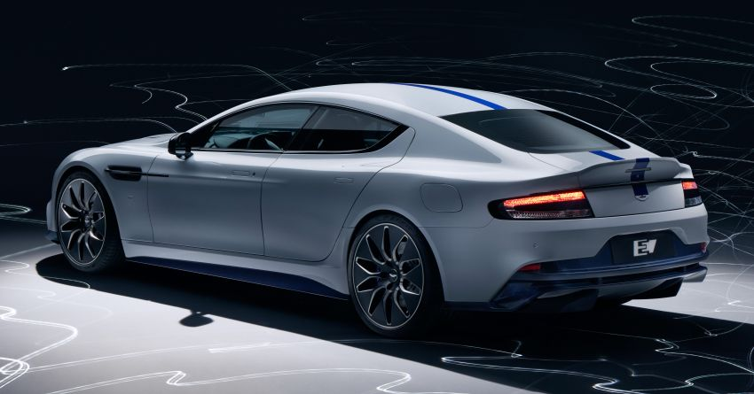 Aston Martin Rapide E debuts in Shanghai – hot EV makes  610 PS and 950 Nm, limited to just 155 units Image #948430