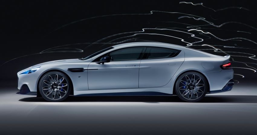 Aston Martin Rapide E debuts in Shanghai – hot EV makes  610 PS and 950 Nm, limited to just 155 units Image #948431