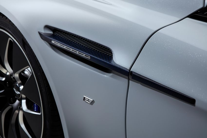 Aston Martin Rapide E debuts in Shanghai – hot EV makes  610 PS and 950 Nm, limited to just 155 units Image #948432