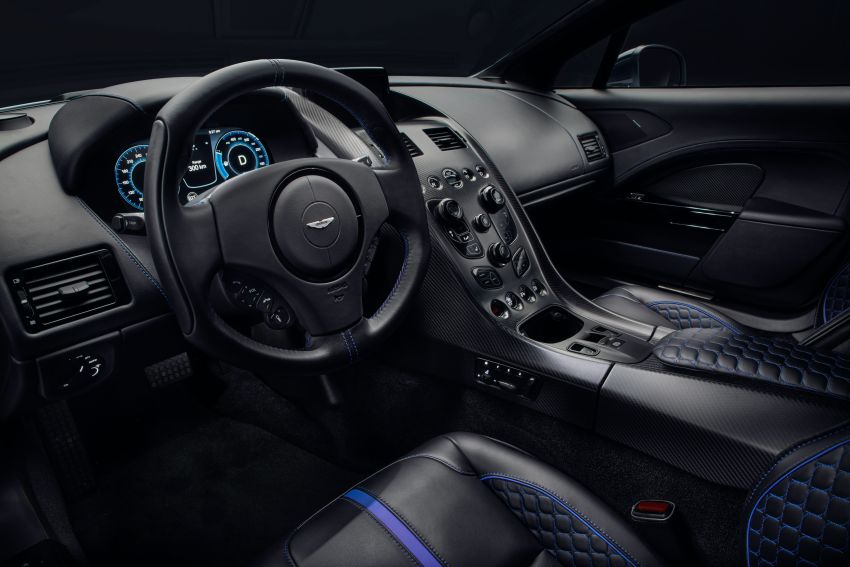 Aston Martin Rapide E debuts in Shanghai – hot EV makes  610 PS and 950 Nm, limited to just 155 units Image #948438