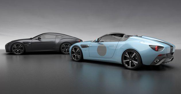 Aston Martin Vantage V12 Zagato makes a comeback - 38 units