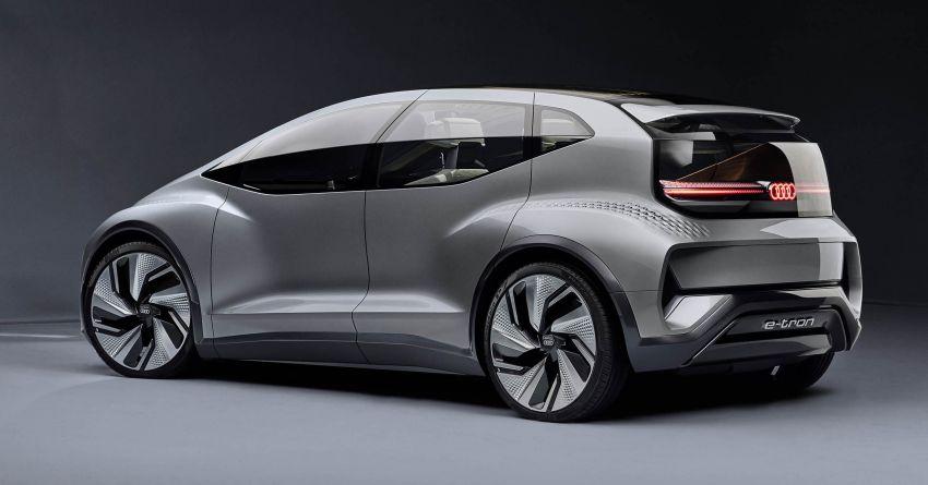 Audi AI:ME debuts in Shanghai – built for megacities Image #947763