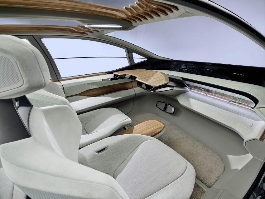Audi AI:ME – kereta autonomous untuk bandar besar Image #948044