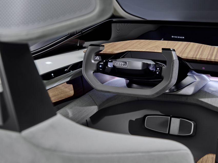 Audi AI:ME – kereta autonomous untuk bandar besar Image #948046