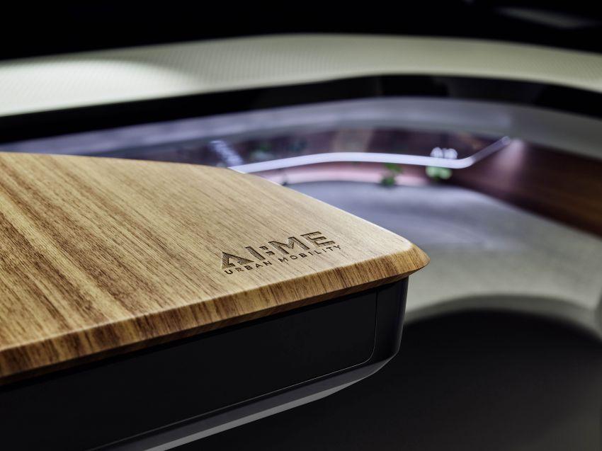Audi AI:ME – kereta autonomous untuk bandar besar Image #948052