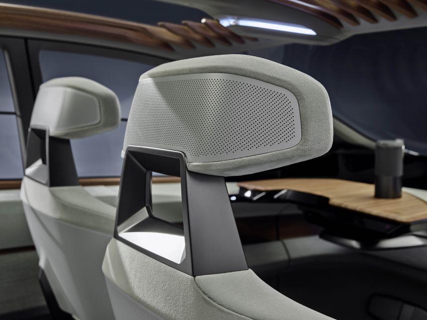 Audi AI:ME – kereta autonomous untuk bandar besar Image #948053