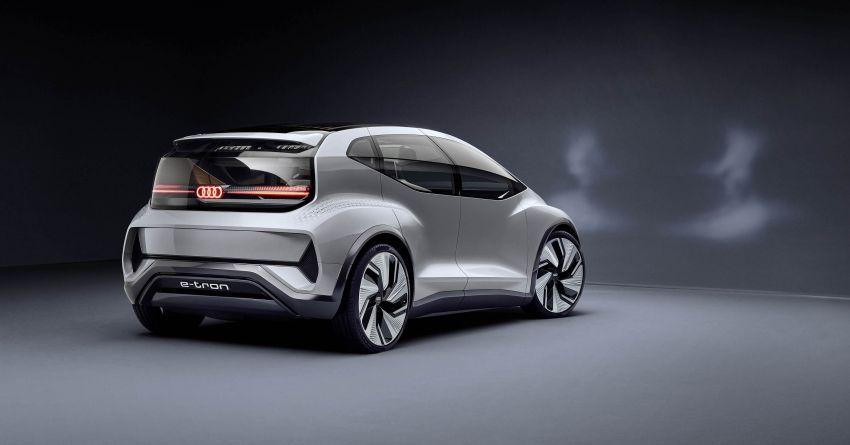 Audi AI:ME debuts in Shanghai – built for megacities Image #947764