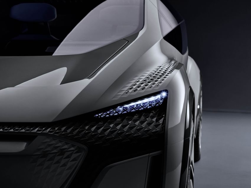 Audi AI:ME debuts in Shanghai – built for megacities Image #947790