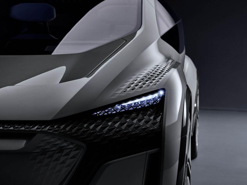 Audi AI:ME – kereta autonomous untuk bandar besar Image #948060