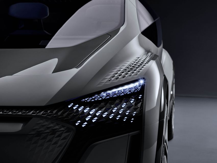 Audi AI:ME debuts in Shanghai – built for megacities Image #947791