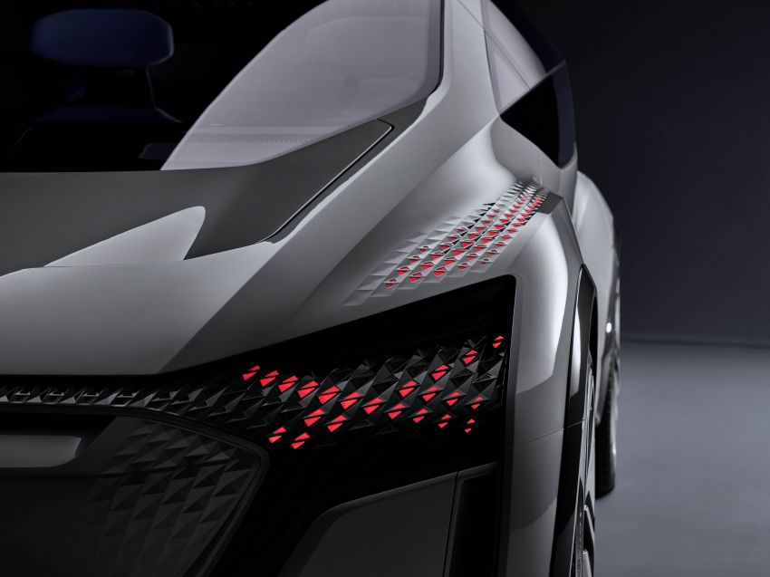 Audi AI:ME debuts in Shanghai – built for megacities Image #947792