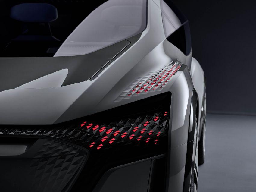 Audi AI:ME – kereta autonomous untuk bandar besar Image #948062