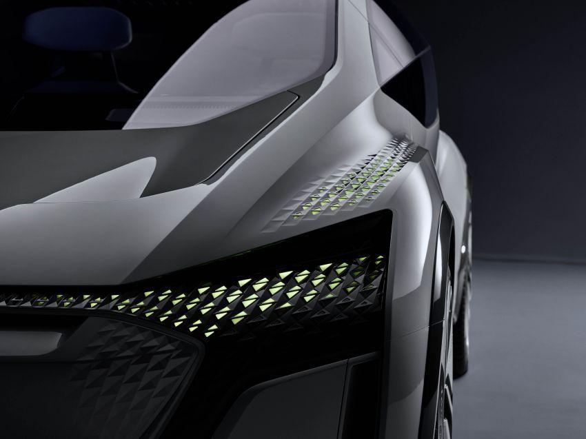 Audi AI:ME – kereta autonomous untuk bandar besar Image #948063