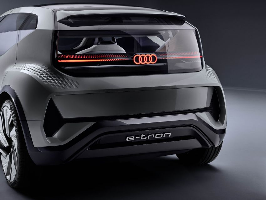 Audi AI:ME – kereta autonomous untuk bandar besar Image #948065